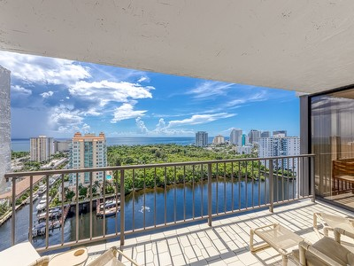WATERFRONT 20TH Floor 2/2. Unobstructed DIRECT OCEAN